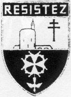 """Logo """"Résistez"""""""