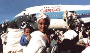 Opération Moise Ethiopiens