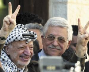 Abbas sur les pas d'Arafat