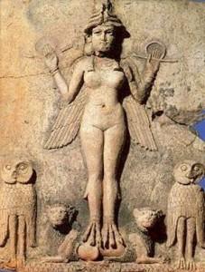 Ishtar, reine du ciel