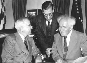 Le président Harry Truman, le Cyrus du 20e siècle ?