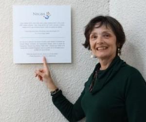 Nathalie Charron, de la famille Trocmé