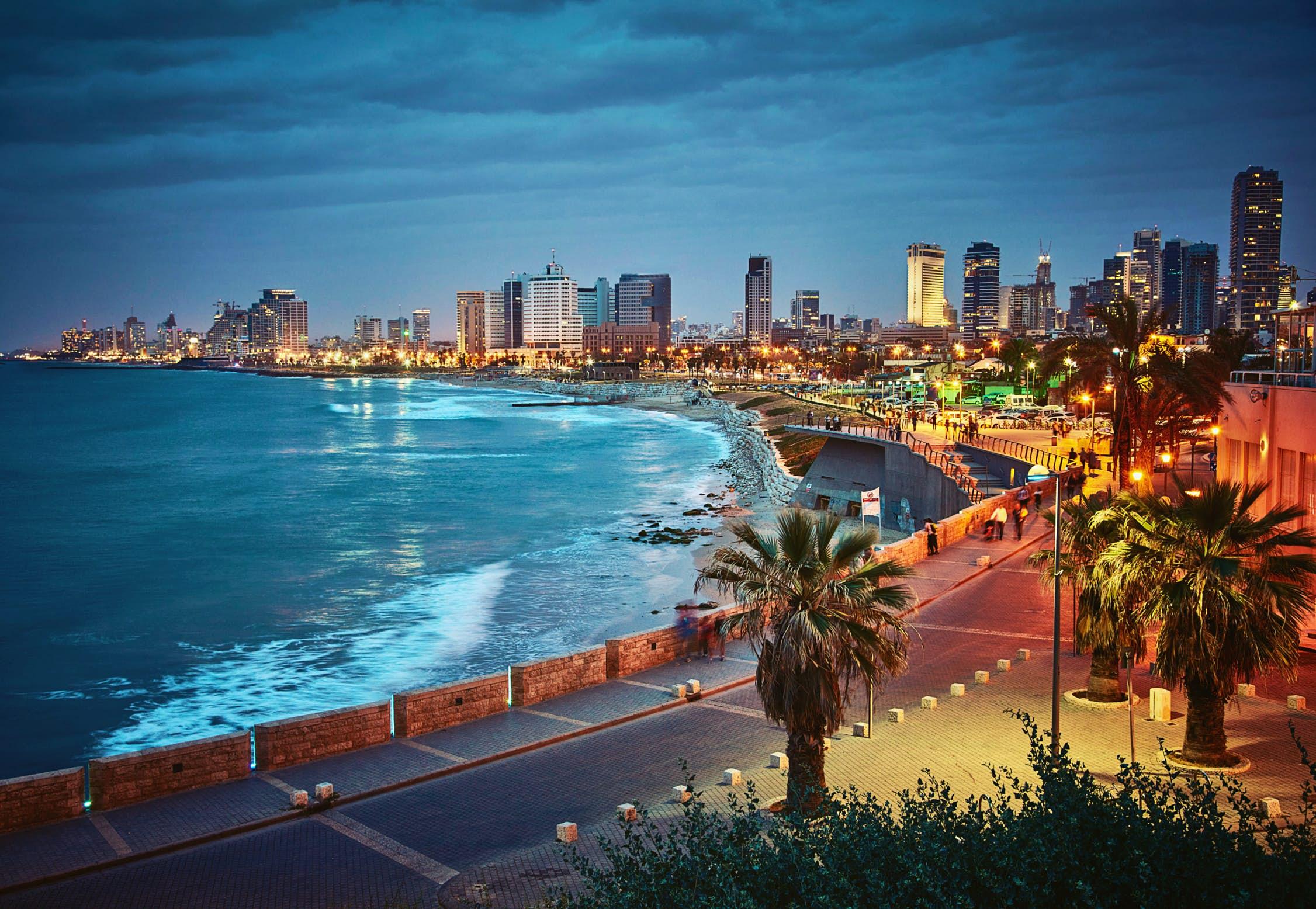 Israël sur sa terre
