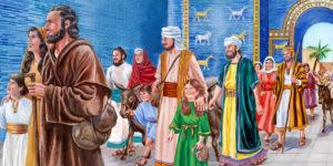 Babylone ou Jérusalem