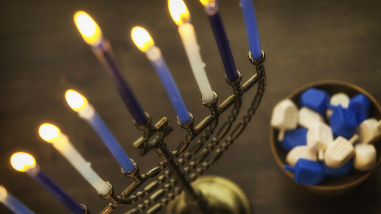 'Hanouka, fête des lumières
