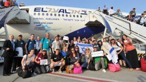 L'Aliyah en Erets