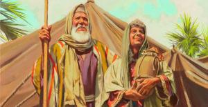 AbraHam et SaraH