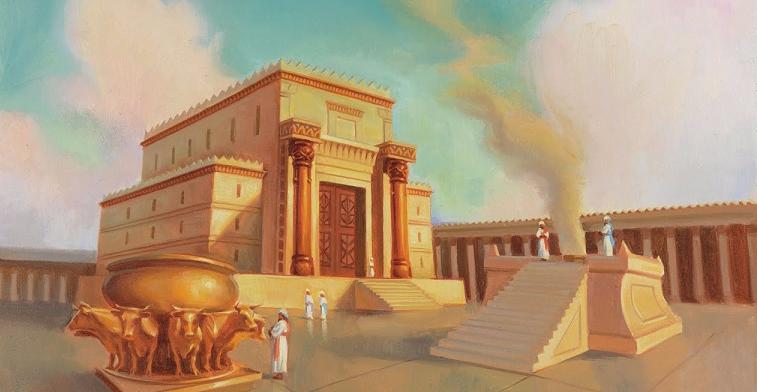 Le Temple et sa Loi